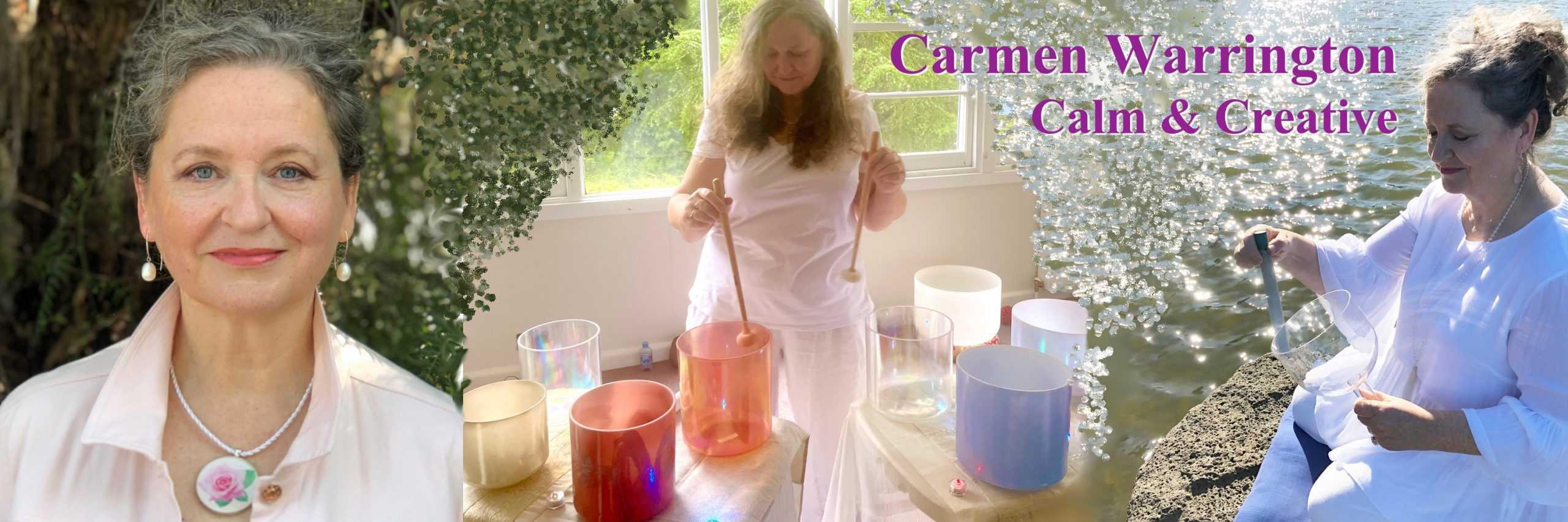 Carmen Warrington